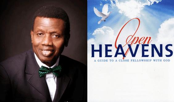 Open Heavens 26 April 2019 - NOT HOW BIG