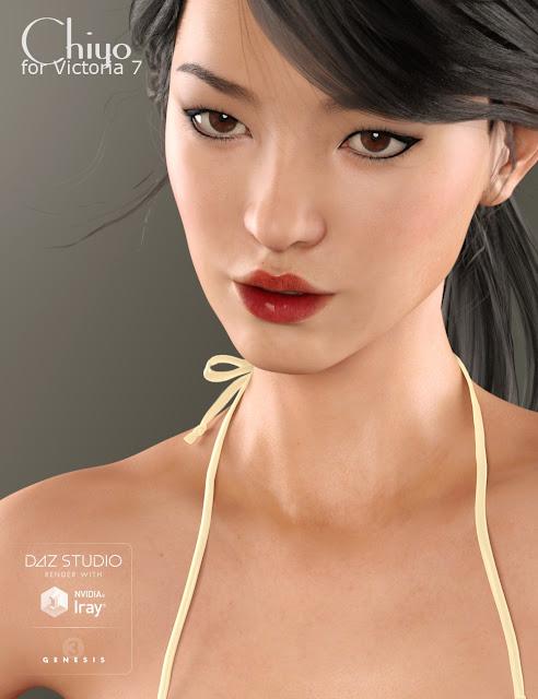 Chiyo for Victoria 7