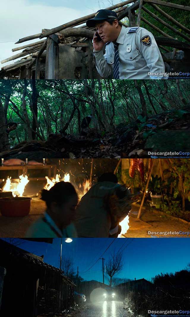 El Extraño (2016) HD 720p Latino
