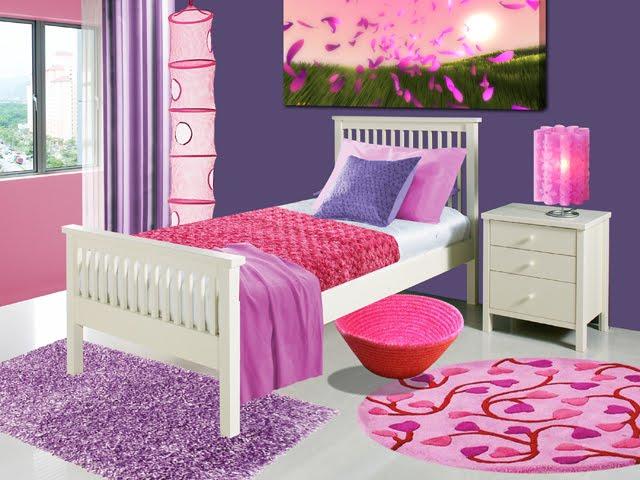 Dekorasi Bilik Tidur Bujang Perempuan Desainrumahid