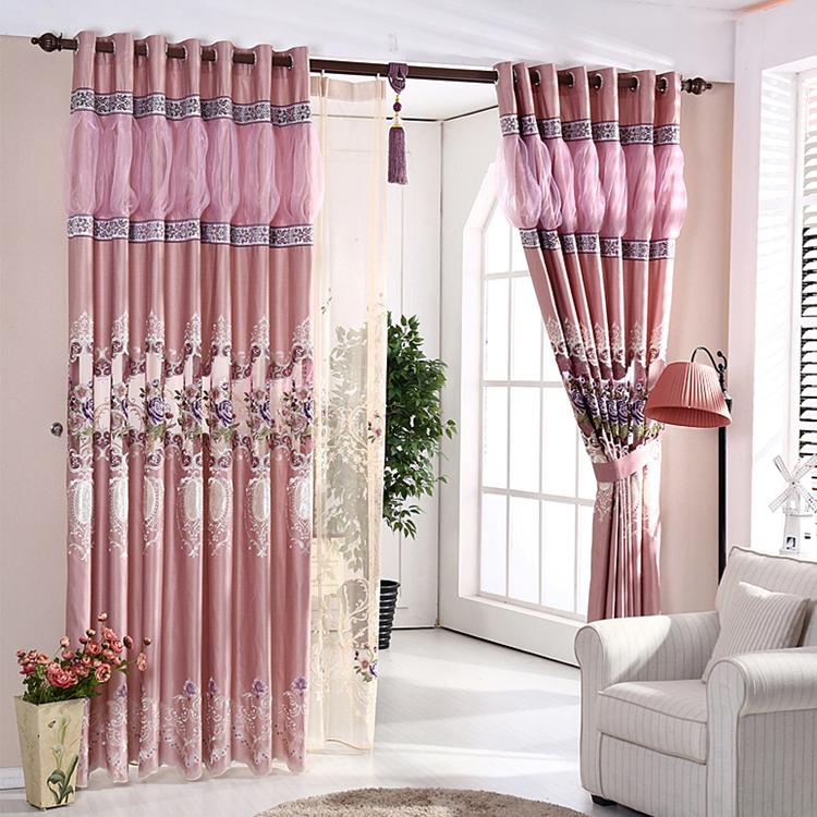 Beige Room Curtain Ideas