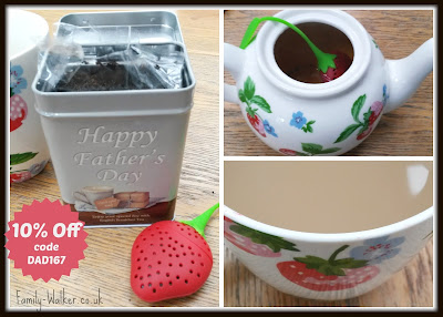 Fathers Day Gift Idea - British Tea Lovers