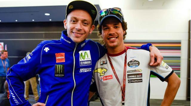 Penerus Rossi Ini Menjadi Ancaman Serius Di MotoGP