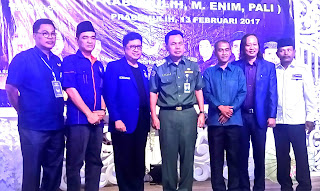 Rakerda  Partai Nasdem Wilayah IV Di Pusatkan Di Kota Prabumulih