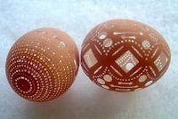 Hiasan dari Cangkang Telur