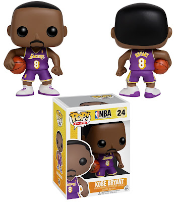 "San Diego Comic-Con 2016 Exclusive ""Rookie"" Kobe Bryant Pop! Vinyl Figure by Bait x Funko"