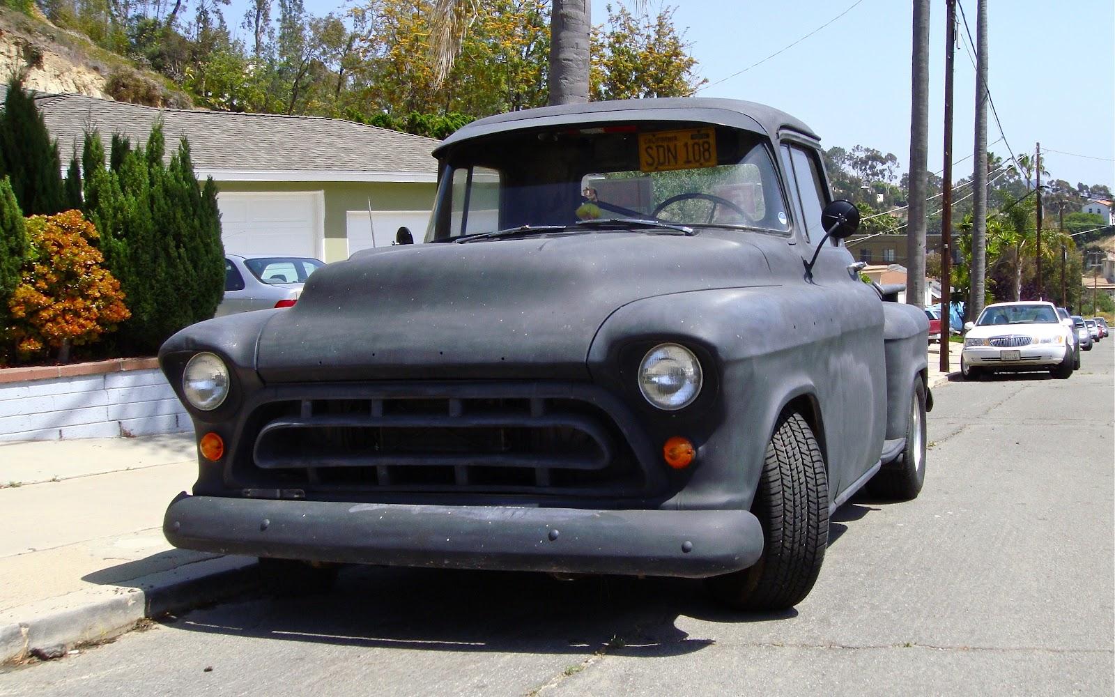 THE STREET PEEP: 1956 Chevrolet Apache