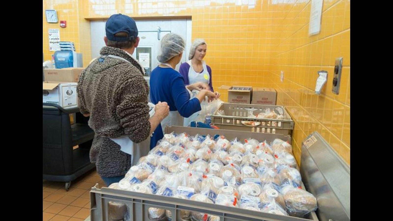 Feed More Food Bank