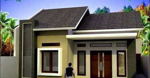 Gambar Rumah Minimalis Biasa