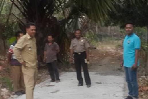 Camat Bontosikuyu, Pimpin Tim Monitoring, Pelaksanaan Dana Desa