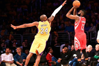 Houston Rockets vs LA Lakers