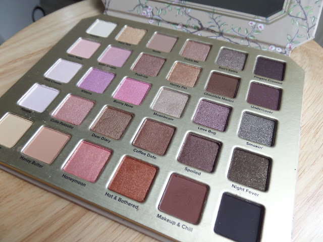 too face eye shadow palette