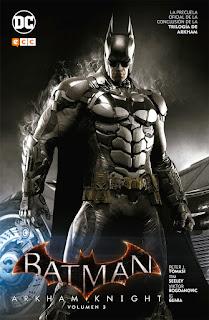 BATMAN: Arkham Knight vol.3
