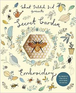 Secret Garden Embroidery Review