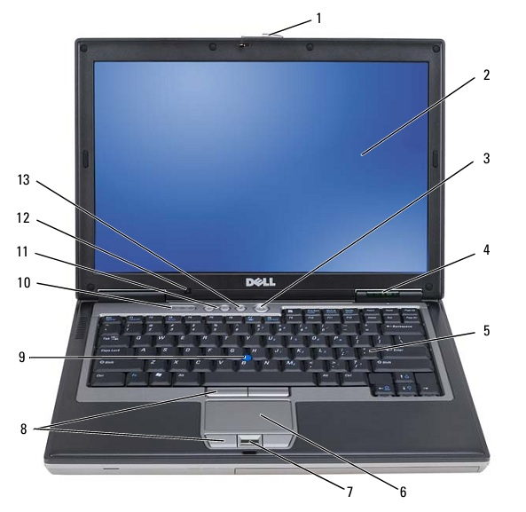 Dell d630 manual pdf