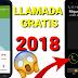 Llamada gratis 2018