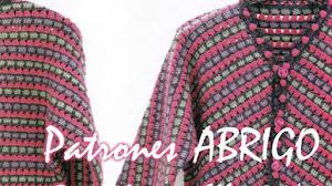 Kimono de Abrigo / Patrones Ganchillo