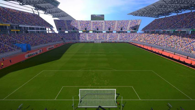 Suwon World Cup Stadium Korea PES 2017