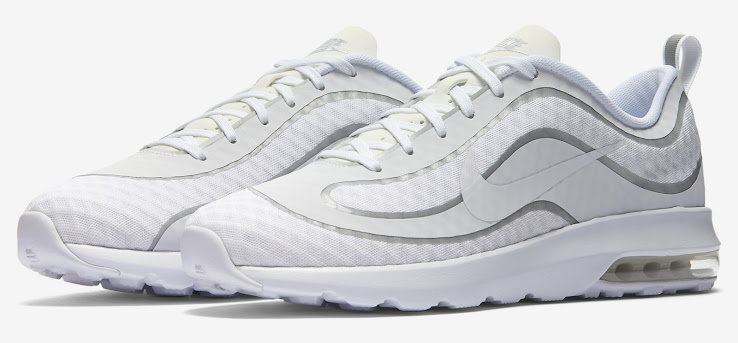 Whiteout Nike Air Max Mercurial R9 Sneakers Revealed Footy