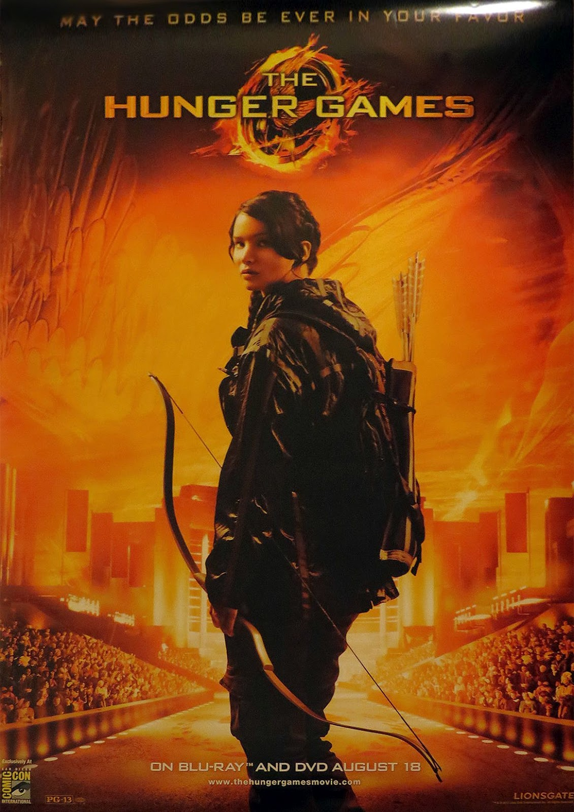Japanese Hunger Games Poster and Trailer Plus New Hunger ...
