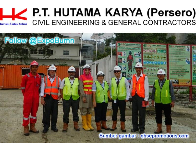 Lowongan Kerja Terbaru Desember 2014 PT Hutama Karya (Persero)