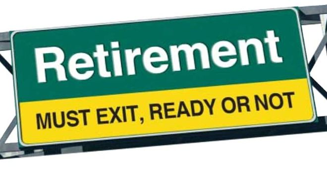 forced retirement Involuntary retirement—or the possibility that you may be forced to exit the workforce sooner than you wanted—is a more common problem than you may think, and one.