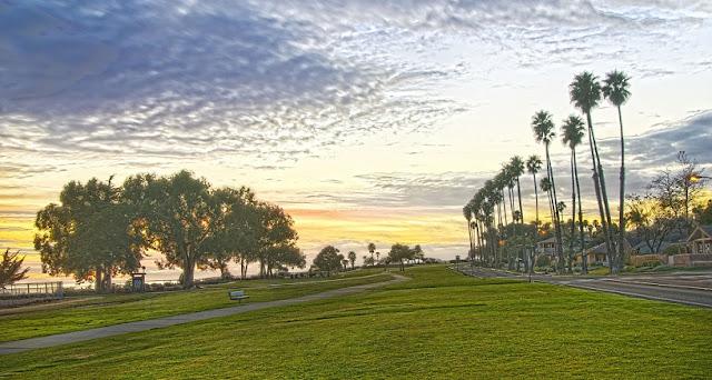 Parque Shoreline em Santa Bárbara