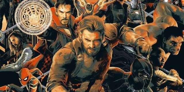 Revelado el tiempo de duración de Avengers 4