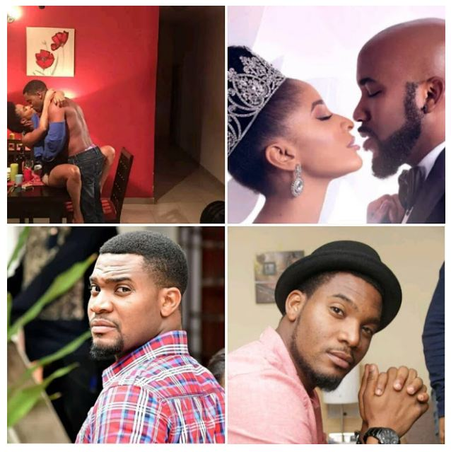 Meet the Guy Adesua Etomi Was Reportedly D@ting Before Saying Yes To Banky W (Photos)