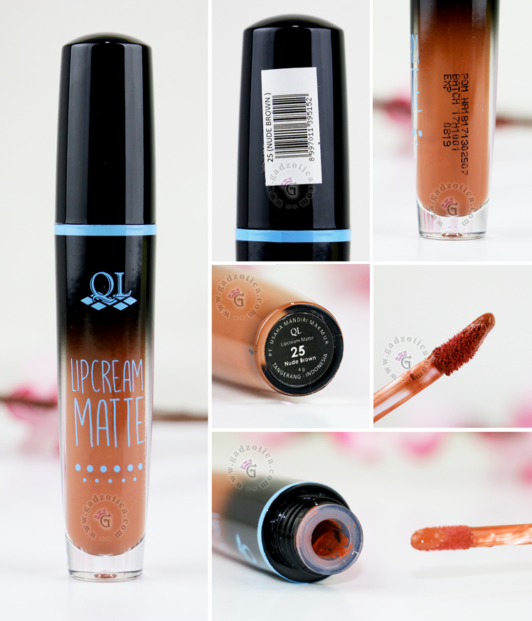 QL Lip Cream Matte