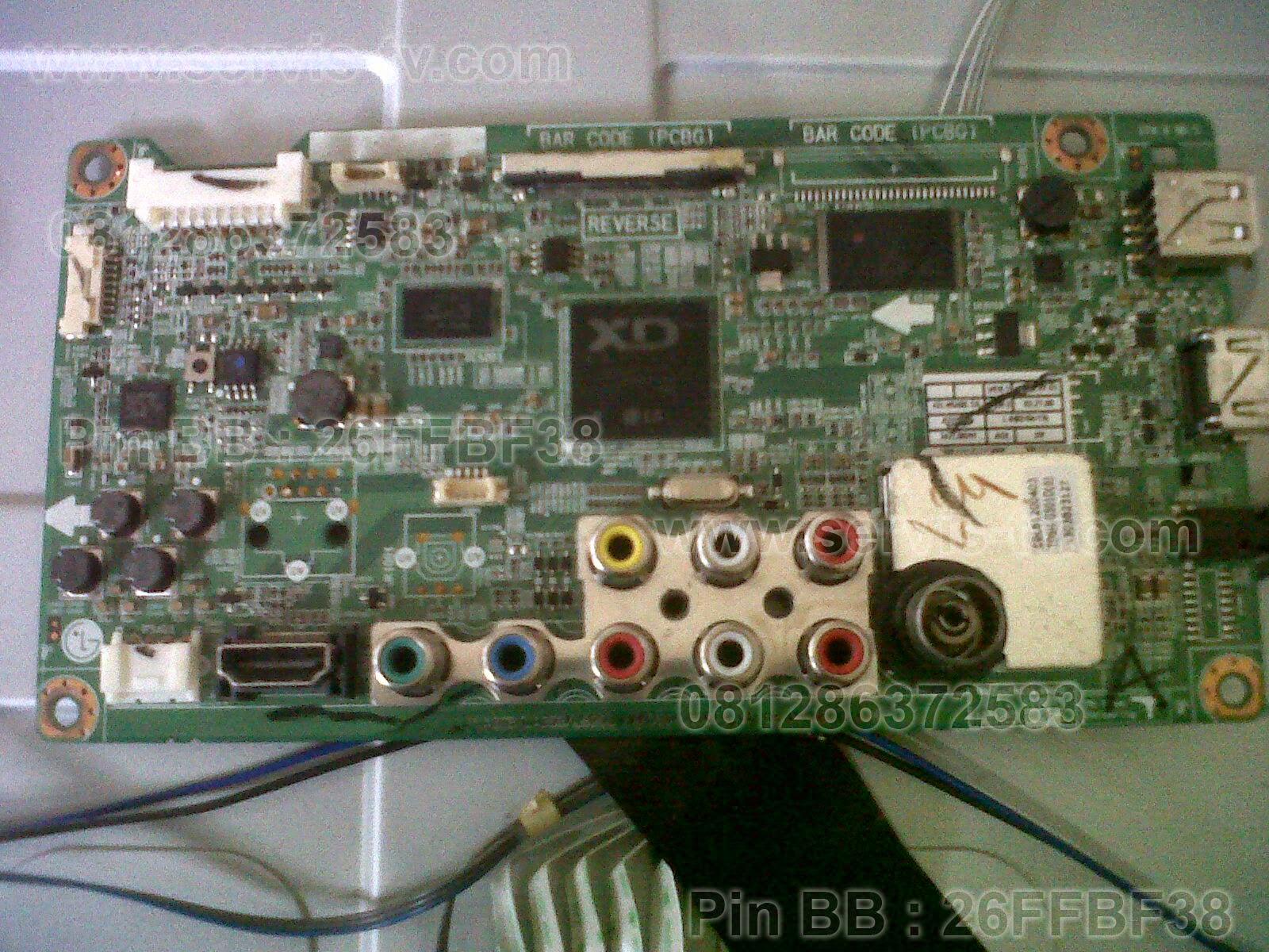 Mainboard LG 42LN5100