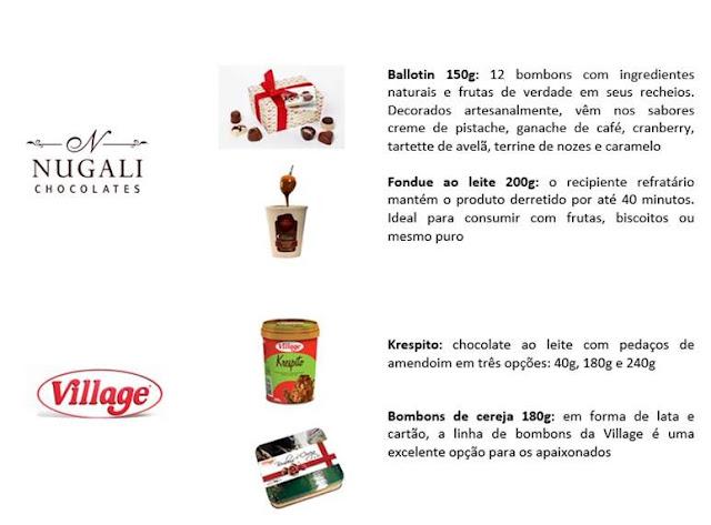 village chocolates