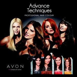 Coloranti professionali per capelli Advance Techiques di Avon. Guarda il Catalogo Avon Online della Campagna in corso e scopri come ordinare i prodotti Avon. Presentatrice Avon. Opinioni, Recensioni, Tutorial e Review sui prodotti Avon.