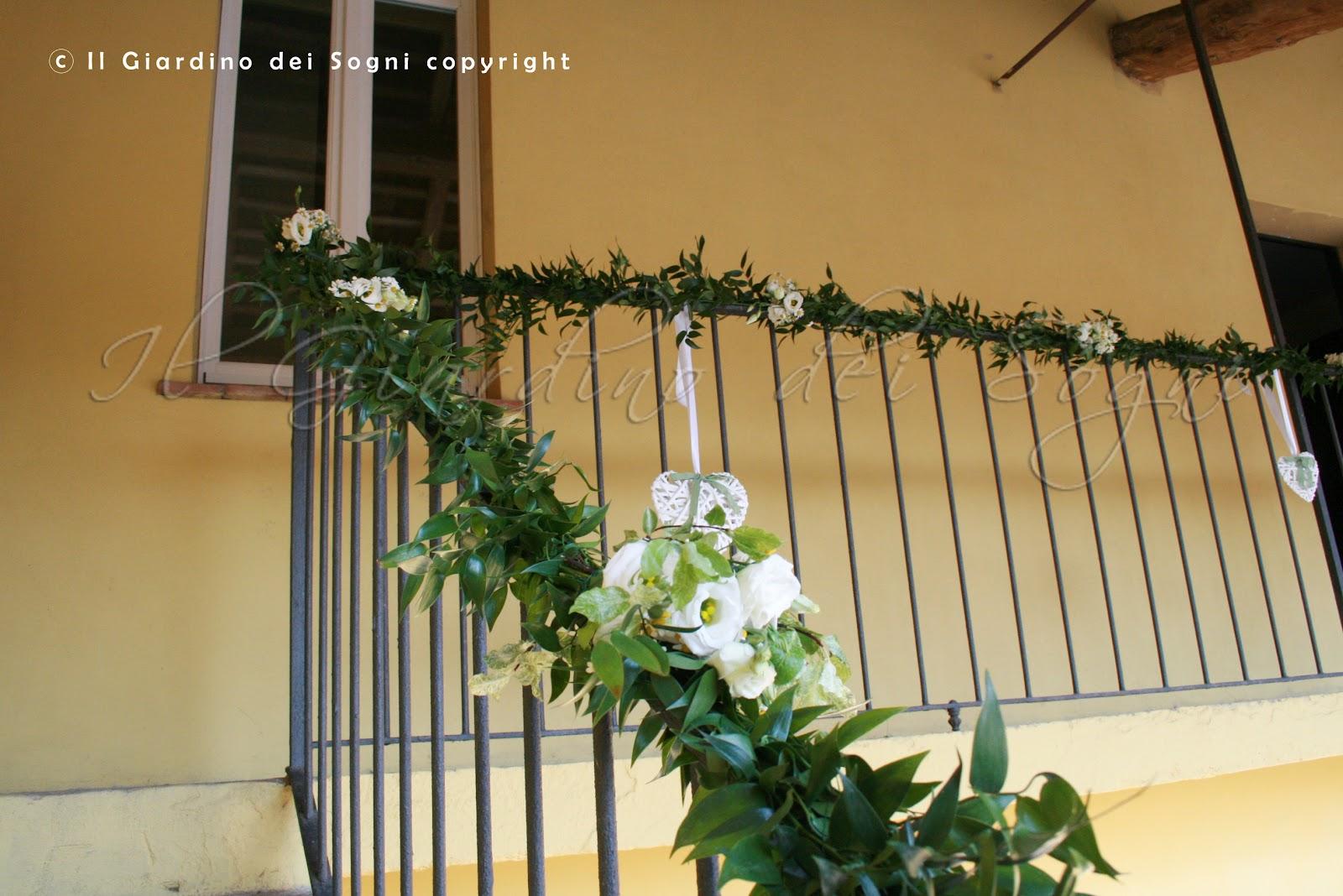 Giardino dei sogni Matrimonio fiori e frutta