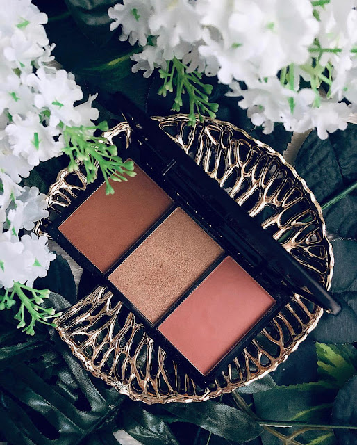 Iconic blush bronze and brighten by Revolution Beauty