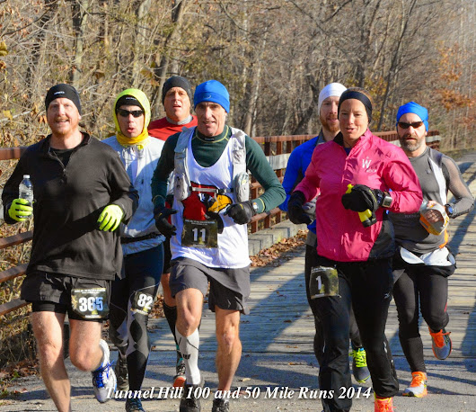 Tunnel Hill 100 Race Report 11/15/2014