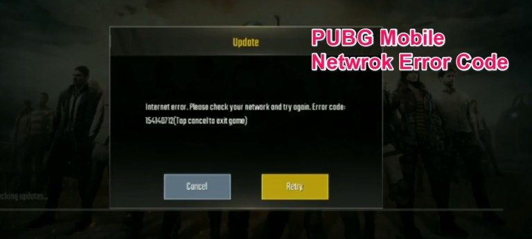 Pubg Mobile Internet Error Message On Android Ios: AndroPC ManiA