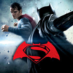 ícone do jogo Batman v Superman Who Will Win