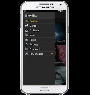Screenshot 2 ShowBox app apk