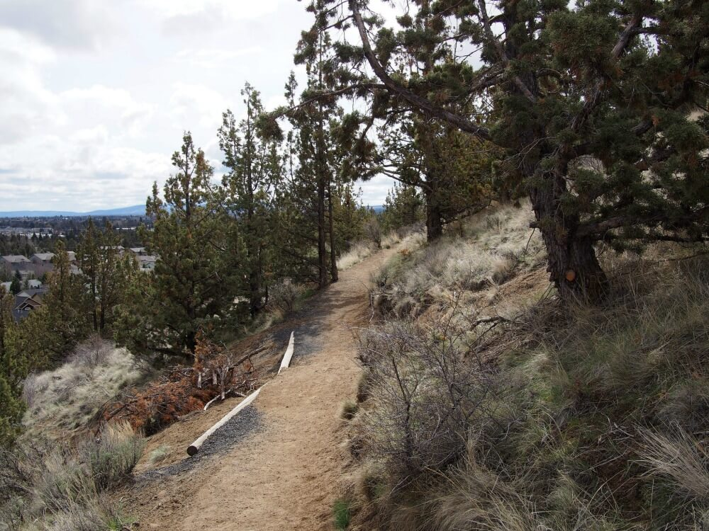 Pilot Butte State Park Oregon