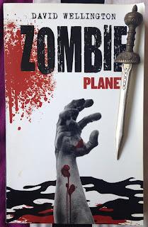 Portada de libro Zombie planet, de David Wellington