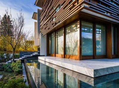 photo rumah minimalis kayu