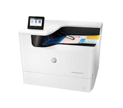 HP PageWide Enterprise Color 765dn Driver Download