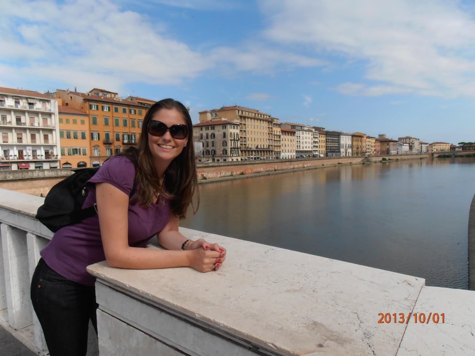 Rio Arno - Pisa