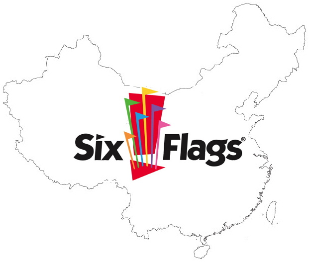NewsPlusNotes: Six Flags Branded Parks to Open in China