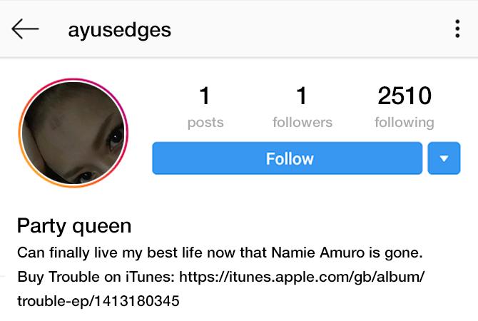 Instagram creeping: Vol. 1 (featuring Beyoncé, Ayumi Hamasaki & MiChi) | Random J Pop