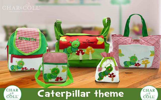 Produk Tema Caterpillar