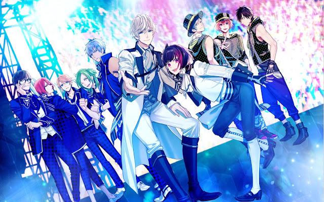 Sinopsis Anime B-Project: Kodou*Ambitious