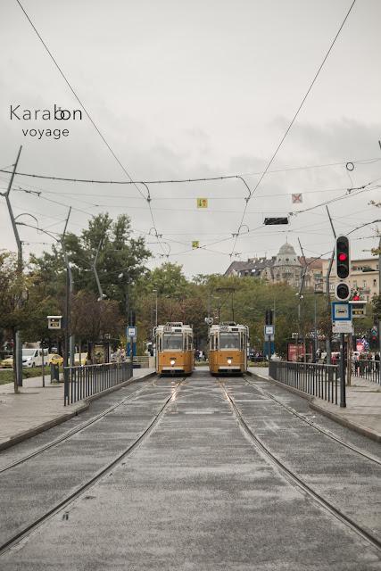 Budapeszt | Budapest | Węgry | Hungary | tramwaj | Karabon voyage
