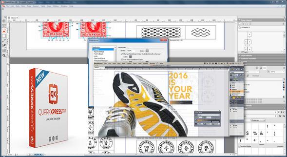 QuarkXPress 2016 Free Download Full Version For Windows